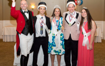 2016 Barnum Festival Royal Court Chosen