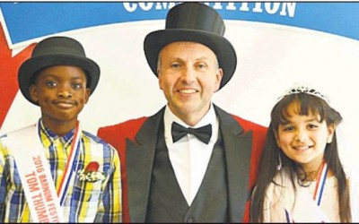 Barnum Fest picks Tom Thumb, Lavinia Warren